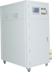 Commercial atmospheric water generator